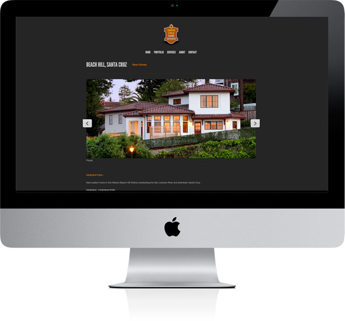 Santa Cruz Home Design